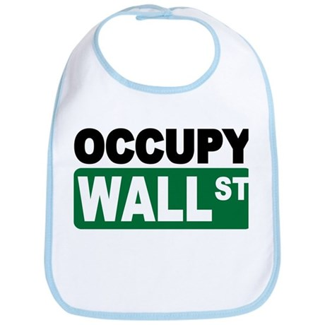 Occupy Wall St. Bib