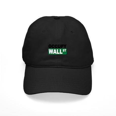 Occupy Wall St. Black Cap