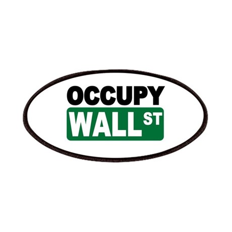 Occupy Wall St. Patches