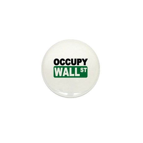 Occupy Wall St. Mini Button (100 pack)