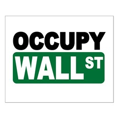 Occupy Wall St. Posters