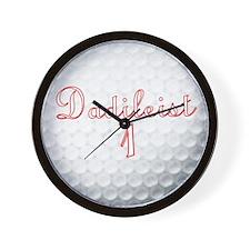 Dadileist Wall Clock