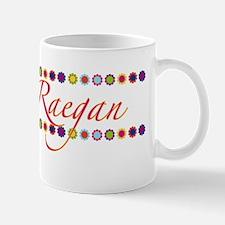 Raegan with Flowers Mug