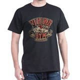Power lifting Mens Classic Dark T-Shirts