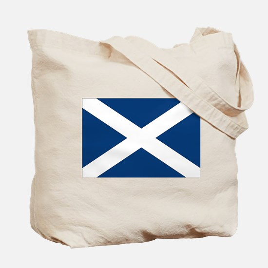 Proud to be Scottish Tote Bag