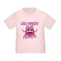 Little Monster Alice T