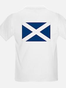 Proud to be Scottish Kids T-Shirt