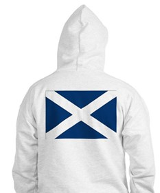 Proud to be Scottish Hoodie