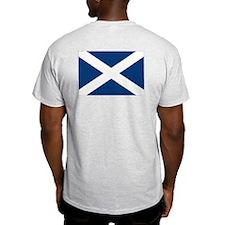 Proud to be Scottish Ash Grey T-Shirt