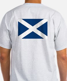 Proud to be Scottish Ash Grey T-Shirt