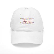 Kenzie with Flowers Hat