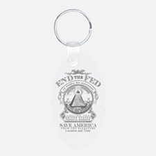 End the Fed Keychains