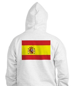 Proud to be Spanish Hoodie