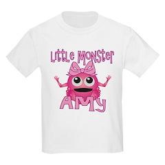 Little Monster Amy Kids Light T-Shirt