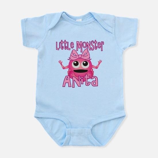 Little Monster Anita Infant Bodysuit