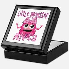 Little Monster Anita Keepsake Box