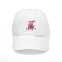 Little Monster Annette Baseball Cap