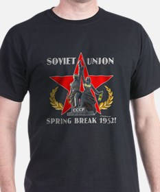 Soviet Union Spring Break Dark (Choose Color)