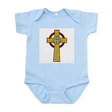 Celtic Cross Infant Creeper
