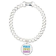 Peace Love Dance Bracelet