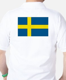 Proud to be Swedish T-Shirt