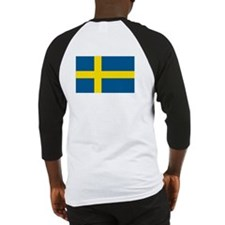 Proud to be Swedish Baseball Jersey