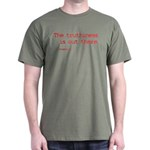 Truthiness is Out There Dark T-Shirt