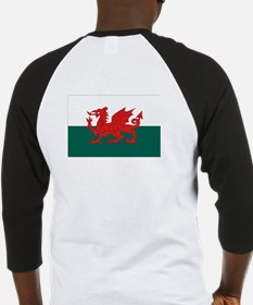 Proud to be Welsh Baseball Jersey