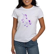 Purple Unicorn Tee