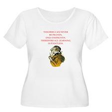 Become Metal, womens shirt