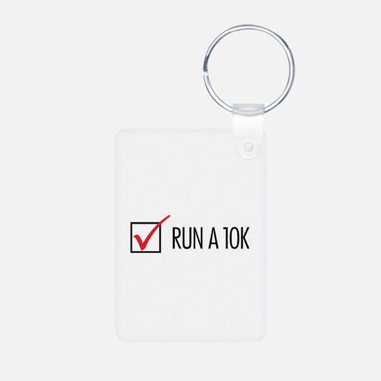Run a 10k Keychains