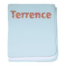 Terrence Fiesta baby blanket