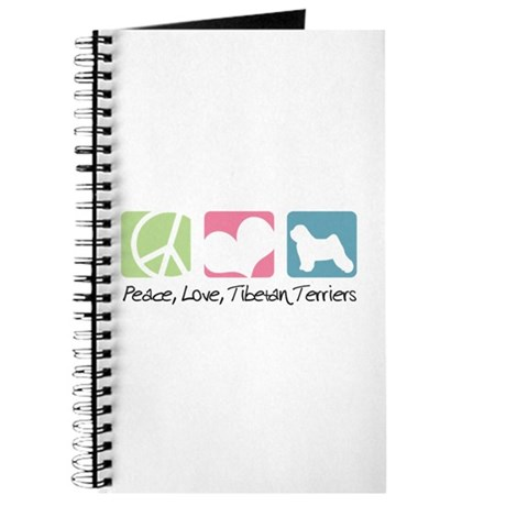 Peace, Love, Tibetan Terriers Journal