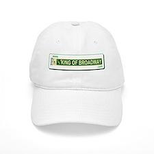 The King Of Broadway Baseball Cap