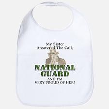 National Guard Sister Bib