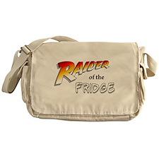 Raider of the Fridge Messenger Bag