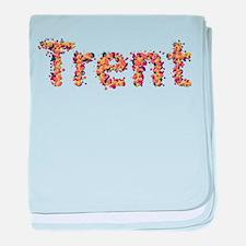 Trent Fiesta baby blanket
