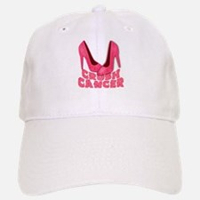 Crush Cancer with Pink Heels Hat
