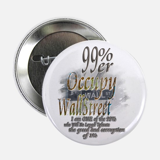 "Occupy Wall Street: 2.25"" Button"