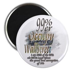 Occupy Wall Street: Magnet