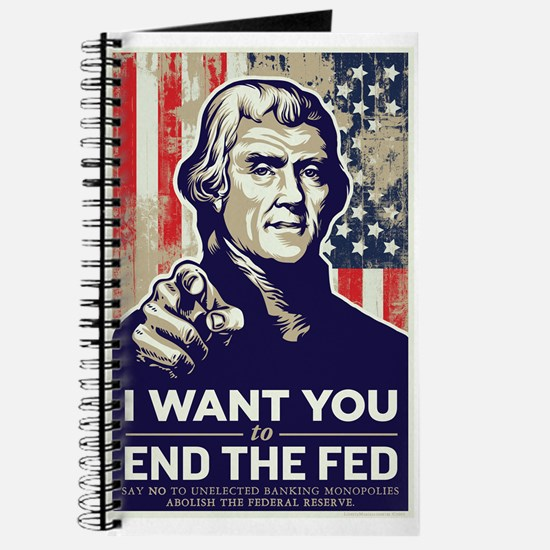 Jefferson End the Fed Journal
