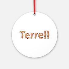 Terrell Fiesta Round Ornament