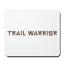 Trail Warrior Mousepad