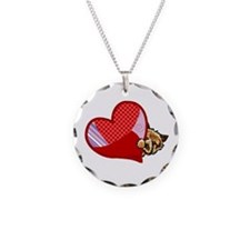 Love Norwich Terriers Necklace