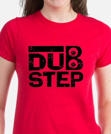 Dubstep Women's Dark T-Shirt