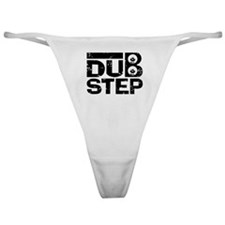 Dubstep Classic Thong