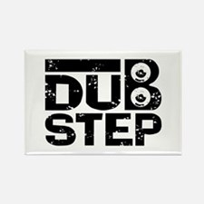Dubstep Rectangle Magnet