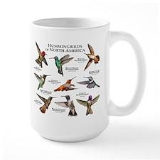 Hummingbirds of North America Ceramic Mugs