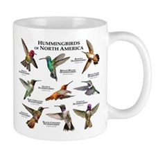 Hummingbirds of North America Small Mug