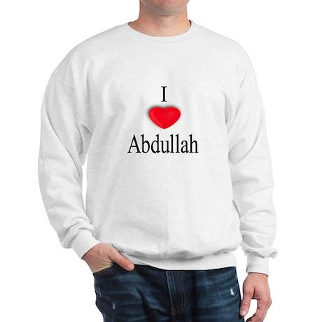 Abdullah Sweatshirt